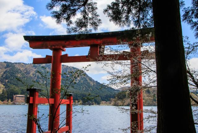 【婚活デートスポット】龍神パワーで縁結び!箱根九頭龍神社