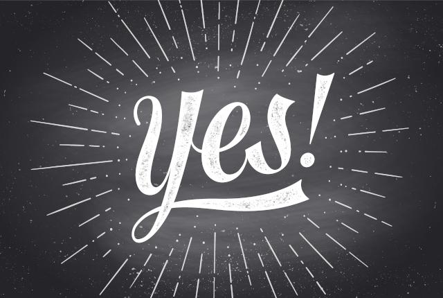 お見合いや婚活パーティで、自然と打ち解けやすくなる「YES」の法則