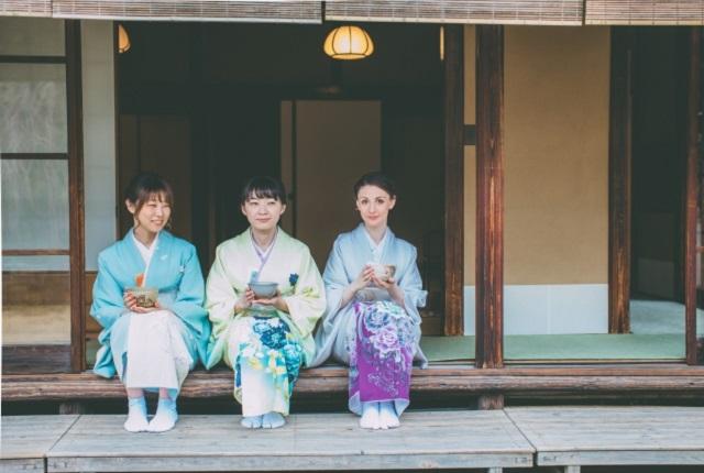 京都の町家を貸し切って贅沢婚活!「京町家でゆったりお茶会コン」のご紹介