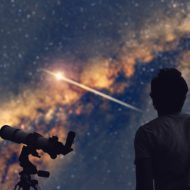 星空を眺めながら……ロマンチックな「天体観測婚活」