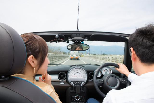 6割の女性がドライブデートで男性を好きになった経験あり!