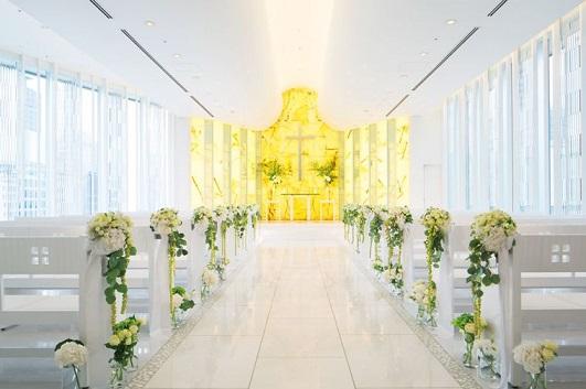 (画像:東京ドームホテル)リアル・結婚・ゲーム