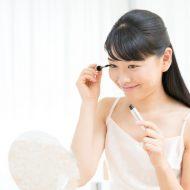 【婚活受けする清楚系メイク】色っぽい目元と艶っぽい唇