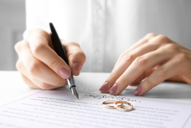 婚前契約書のススメ!『絶対に幸せな結婚をするための婚前契約書』